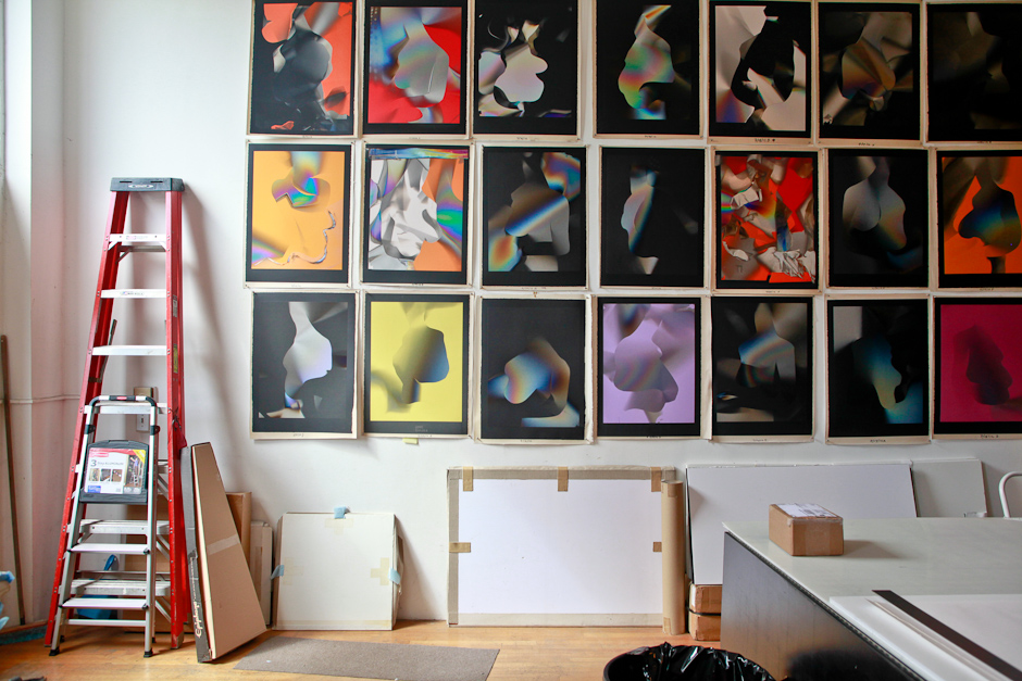 Our Last Hurrah: Larry Bell | In The Make | Studio visits with ...